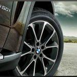 Выбираем шины для BMW x5