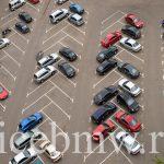 Парковка носом или кормой — за и против