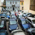 Гарантированно забить себе парковочное место во дворе