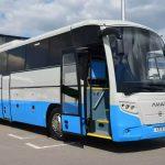 ЛиАЗ «Круиз» — обзор туристического автобуса