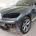 Кузовной ремонт BMW x6
